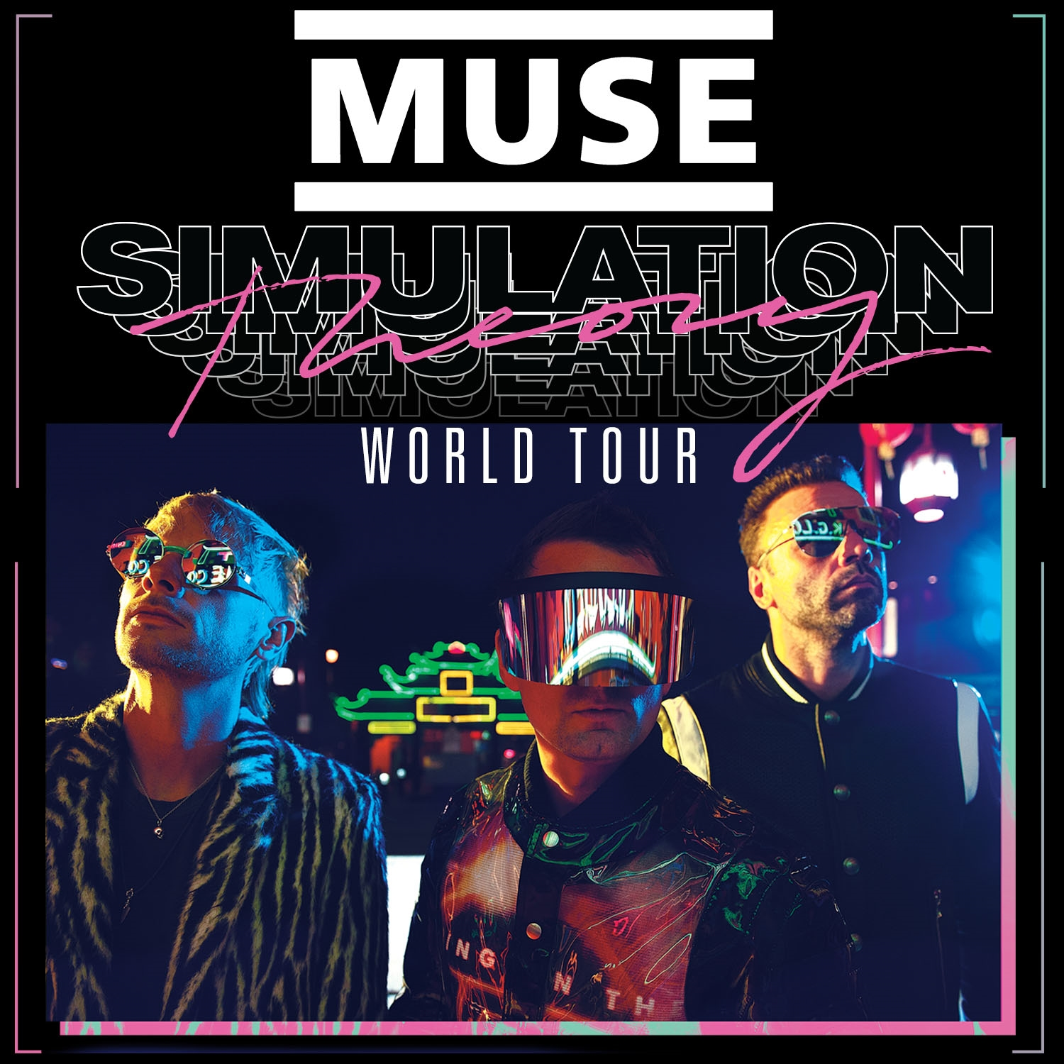Muse & Walk The Moon in New York on April 8 2019
