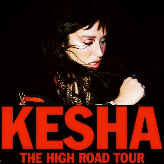Kesha will hit the road this spring for the North American High Road tour in San Francisco on May 8 2020
