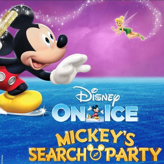 Disney On Ice: Mickey's Search Party in Phoenix