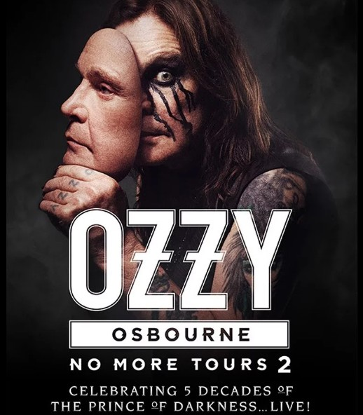 "Ozzy Osbourne ""No More Tours 2"" In New York June 11 2019"