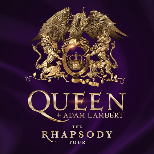 Queen + Adam Lambert 2019 summer tour July 16 2019 in Phoenix