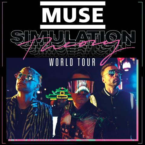 MUSE Simulation Tour in Washington, DC on April 2 2019