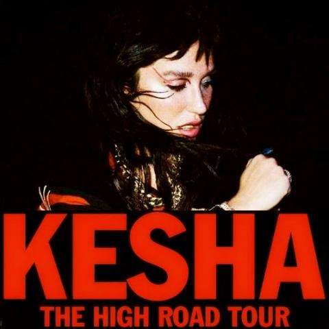 Kesha will hit the road this spring for the North American High Road tour in San Jose on May 9 2020