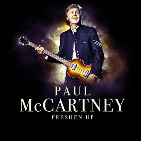 Paul McCartney in Concert in Phoenix June 26 8pm 2019