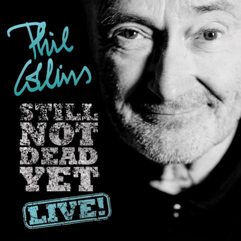 "Phil Collins expanded his ""Still Not Dead Yet Tour"" this fall in Las Vegas October 19 2019"