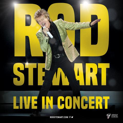 Legendary Rockstar Rod Stewart coming to Santa Barbara on September 28 2019