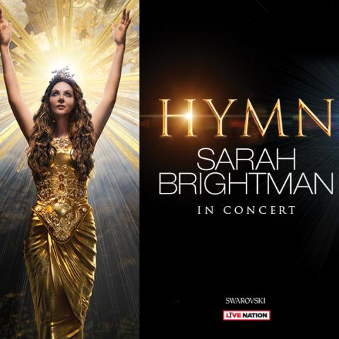 Sarah Brightman is the world's most successful soprano in Washington, DC February 5 2019
