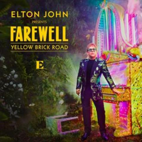 Elton John in Farewell Tour Oakland Oracle Arena January 18 8pm 2019