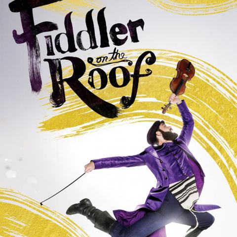 Fiddler On The Roof Musical in Pantages Theatre in Hollywood on Apr 16 to May 5 2019