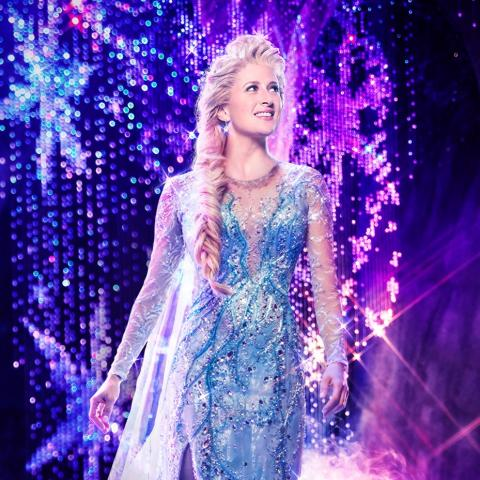 FROZEN is everything you want in a musical: It's moving. It's spectacular in Schenectady on November 10-24 2019