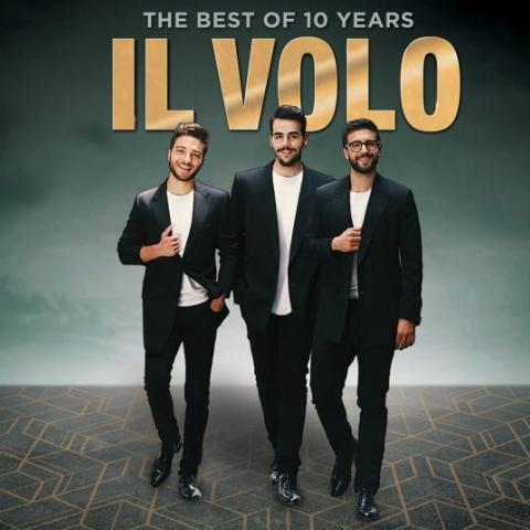 Pop-opera sensation Il Volo performs in New York on February 6 2020