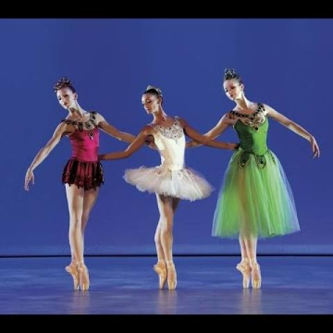 Mariinsky Ballet: Jewels - Los Angeles