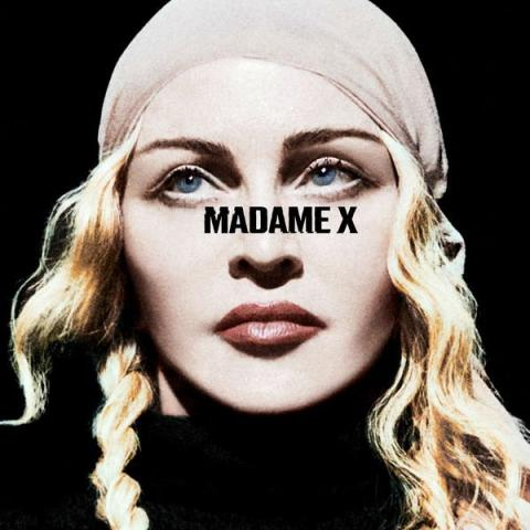 Madonna announces Intimate Theater Performances in 'Madame X' Tour for her new album -Chicago October 15 and 21 2019