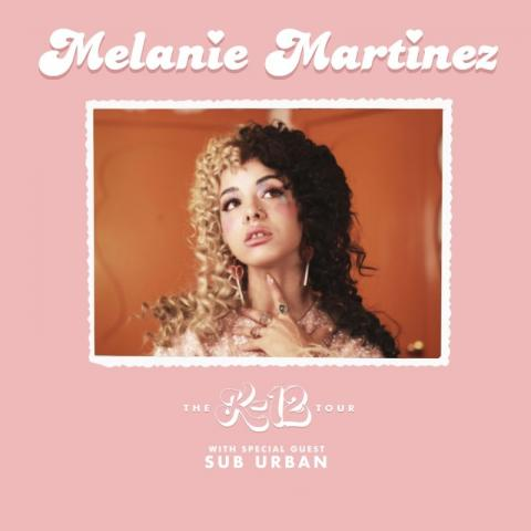 Singer-songwriter Melanie Martinez in Phoenix on July 14 2020