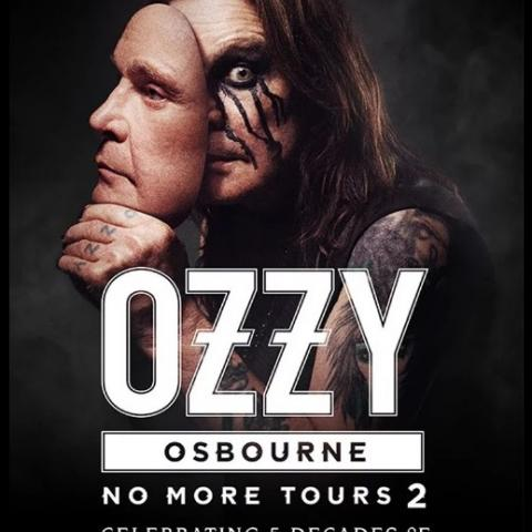 "Ozzy Osbourne ""No More Tours 2"" in Mountain View July 27 2019"