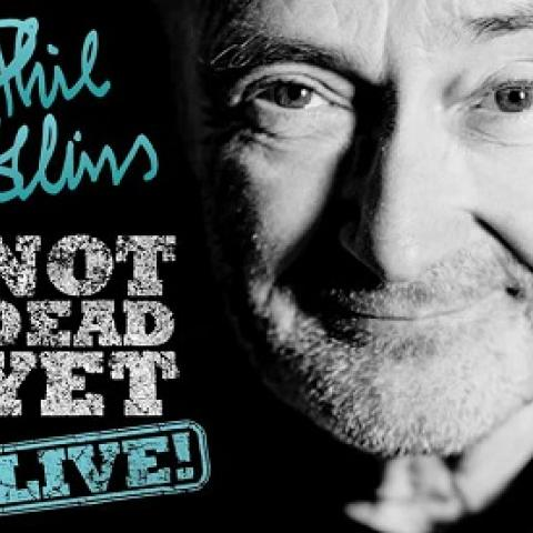 Phil COLLINS in Concert in Oakland Oracle Arena October 25 8pm