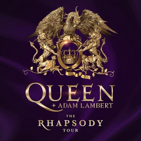 Queen + Adam Lambert 2019 summer tour July 12 2019 in Tacoma