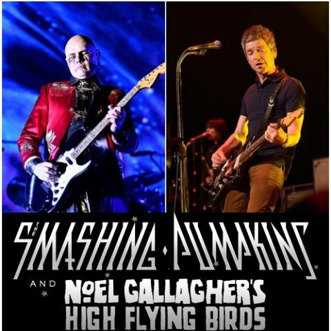 Smashing Pumpkins in North American tour in Tinley Park on August 15 2019