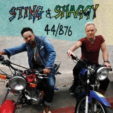 STING & SHAGGY in Concert in Rancho Mirage Agua Caliente Casino October 12 8pm