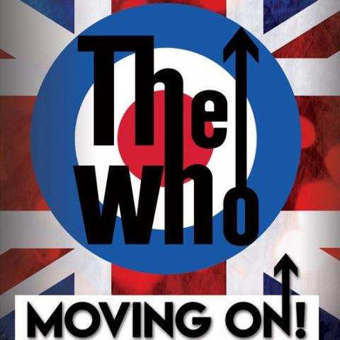 The Who with their Moving On! tour in Los Angeles on October 11 13 2019